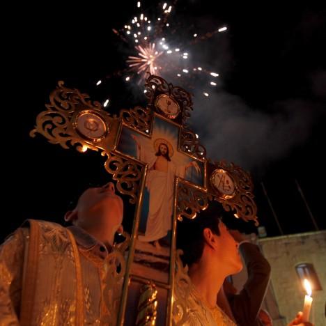 Milioni pravoslavnih vernika slave Uskrs širom sveta