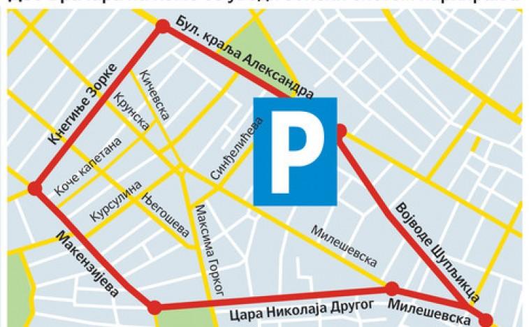 Parking Zone Na Vracaru