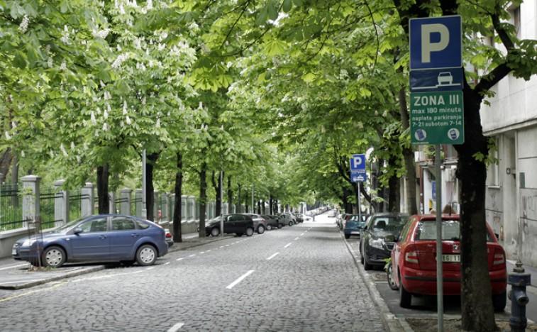 Zelena Parking Zona Prosirena U Delovima Palilule I Zvezdare