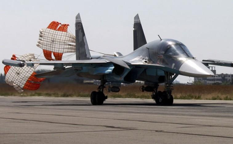 Ruski avioni uništili 1.097 terorističkih ciljeva u Siriji