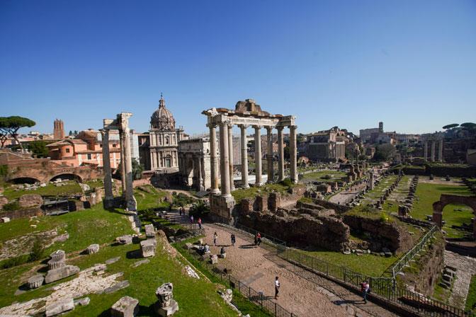 ARHEOLOŠKO OTKRIĆE U RIMU: U centru grada otkrili drevnu grobnicu koja je skoro sigurno posvećena Romulu, legendarnom osnivaču grada!