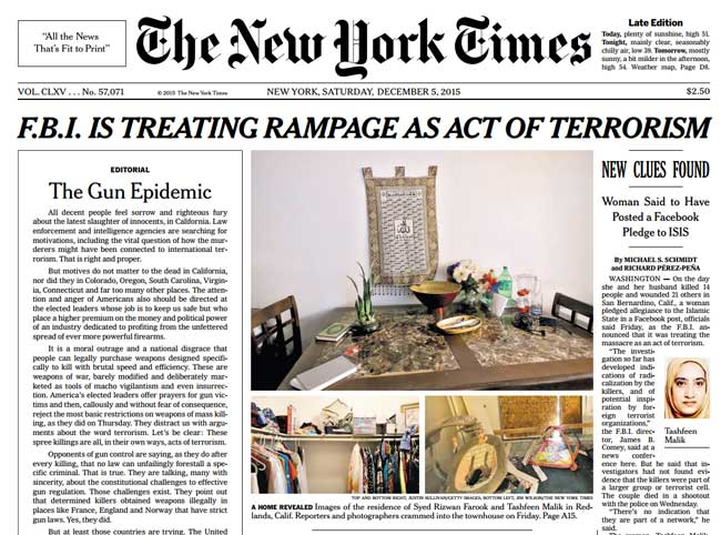 New York Times Homosexuell Mafia