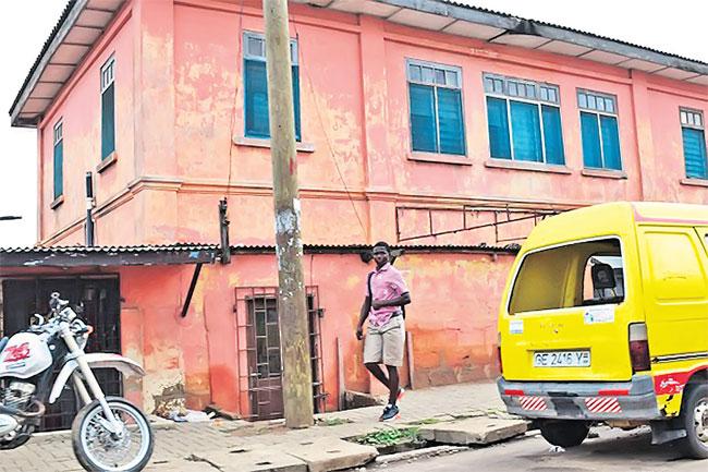 Како је у Гани 10 година радила лажна америчка амбасада