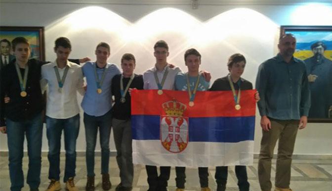 Ученици Математичке гимназије освојили нове медаље
