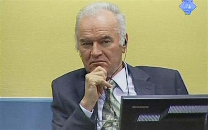 Трибунал одбио да Младића пусти на лечење у Русију
