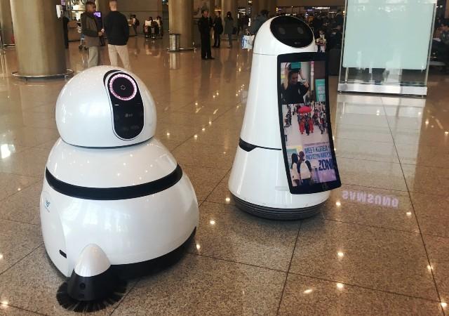 Južna Koreja Roboti