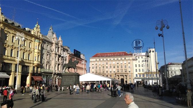 Загреб (Фото М. Лакић)