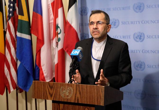 """Iran zahtijeva da SAD-a obustave svoj """"ekonomski rat"""""""