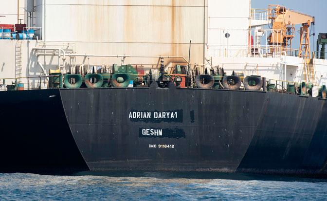 NAKON ŠTO IM JE GRČKA ODBILA POMOĆI! Iranski tanker promijenio destinaciju i uputio se ka Turskoj