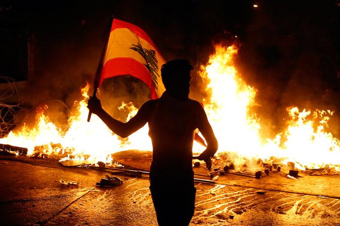 ZVANIČNO SAOPŠTENJE: Američka ambasada u Bejrutu podržala proteste u Libanu!