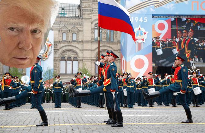 TRAMP ZAHVALIO PUTINU NA POZIVU: Nisam siguran da li ću stići, ali volio bih da dođem u Moskvu na Dan pobjede nad fašizmom!