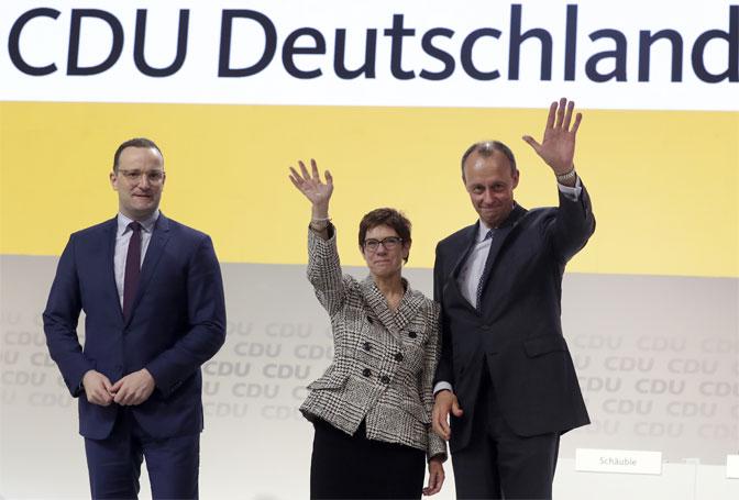 KRIZA POVJERENJA? Borba za nasljednika Merkelove u CDU