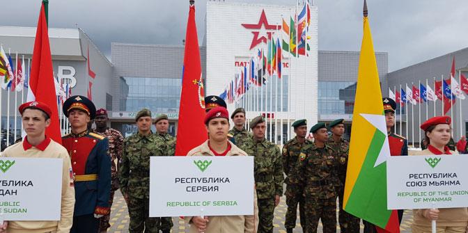 Војска Србије у полуфиналу тенковског биатлона у Русији (видео) 3