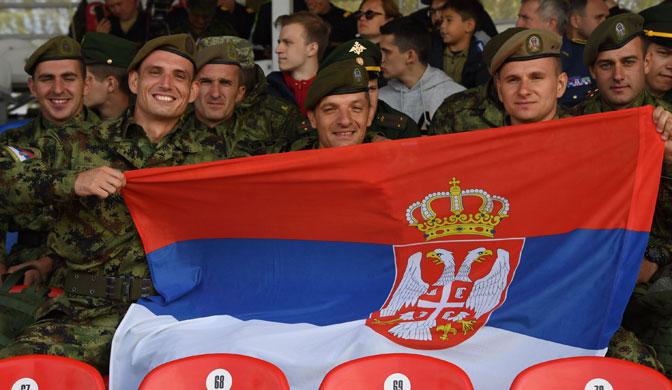 Војска Србије у полуфиналу тенковског биатлона у Русији (видео) 4